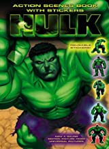 Sticker Book (The Hulk)