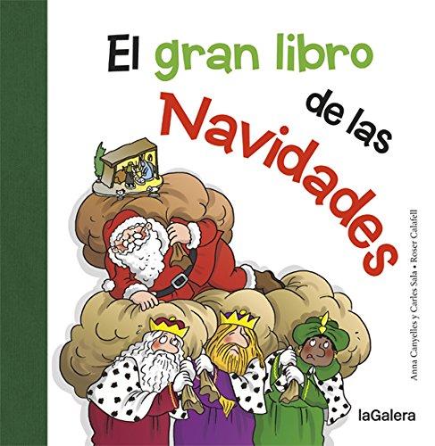El gran libro de las Navidades (Tradiciones)
