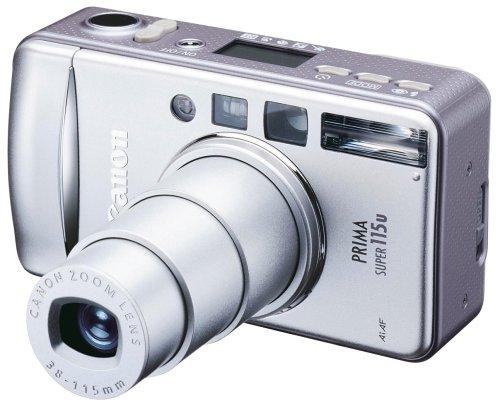Canon Prima Super 115u Kleinbildkamera
