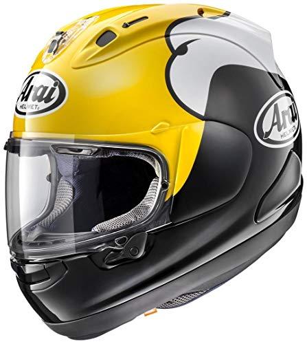 Casco Arai Rx-7 V Kenny Roberts Yellow Xl