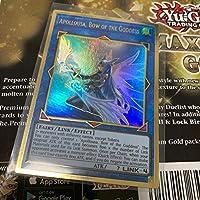 遊戯王 英語 EU 召命の神弓アポロウーサ premium gold box