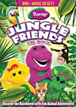 Barney: Jungle Friends by Lyons / Hit Ent.