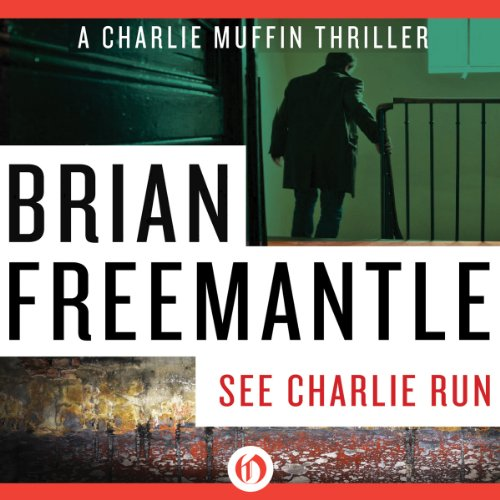 See Charlie Run audiobook cover art