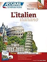 L'Italien Book + 1 CD mp3 (Sans Piene)