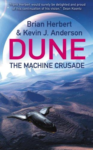 The Machine Crusade: Legends of Dune 2 (English Edition)