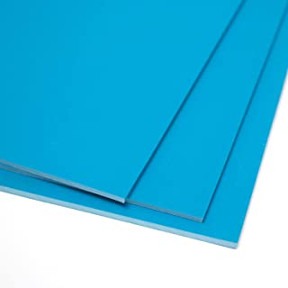 Artway Soft Cut Polymer Sheets for Lino Printing - Blue - A4 - Pack of 3