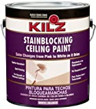 KILZ Color-Change Stainblocking Interior Ceiling...