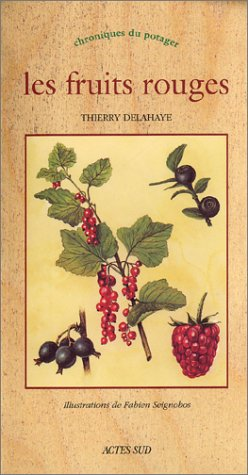 Fruits rouges (Les): CHRONIQUES DU POTAGER (Nature)