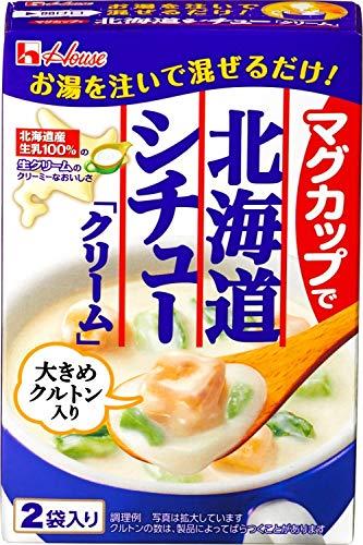 ハウス マグカップで北海道シチュークリーム 53g