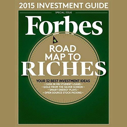 Forbes, December 15, 2014 audiobook cover art