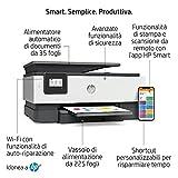 Zoom IMG-1 stampante multifunzione hp officejet 8012e