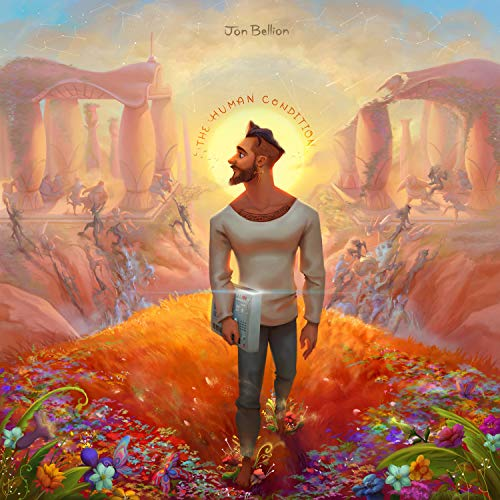 Sulili Jon Bellion – The Human Condition Music Album Cover Poster Art Print Wall Posters Size 20'x20'