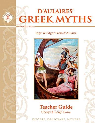 D'Aulaires' Greek Myths, Teacher Guide