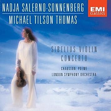 Sibelius - Chausson