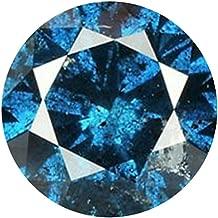 loose natural blue diamond