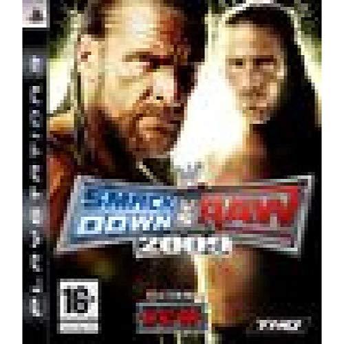 THQ WWE SmackDown vs. Raw 2009 - Juego (No específicado)