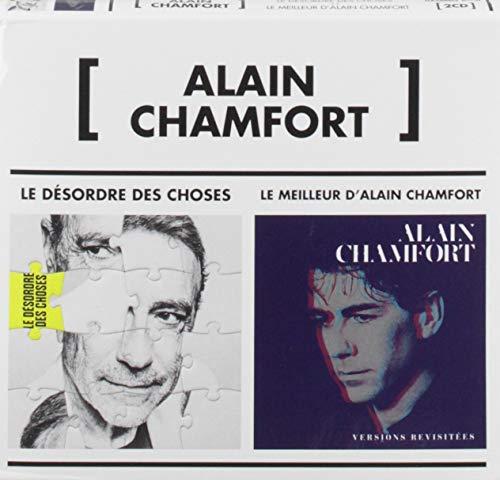 Le Désordre des Choses/Le Meilleur d\'Alain Chamfort