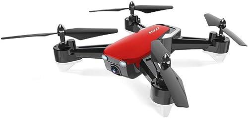 están haciendo actividades de descuento SSBH Drone Incorporado Giroscopio de 6 ejes, Quadcopter Quadcopter Quadcopter plegable, Antena de aeronave de control remoto con función de projoección anti-interferencia Función Wifi, Modo sin cabeza, Regreso con un solo b  Sin impuestos