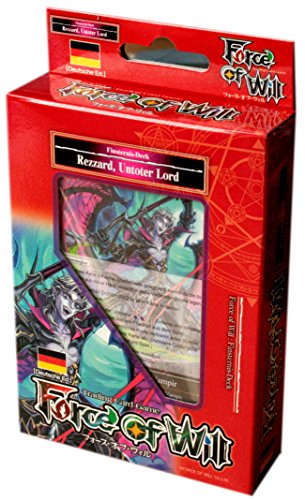 Force of Will - Finsternis-Deck - Rezzard, Untoter Lord - Deutsch
