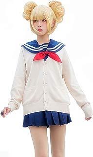 Anime Himiko Toga Cosplay Costume JK Uniform Outfit School Girls Sailor Jacket