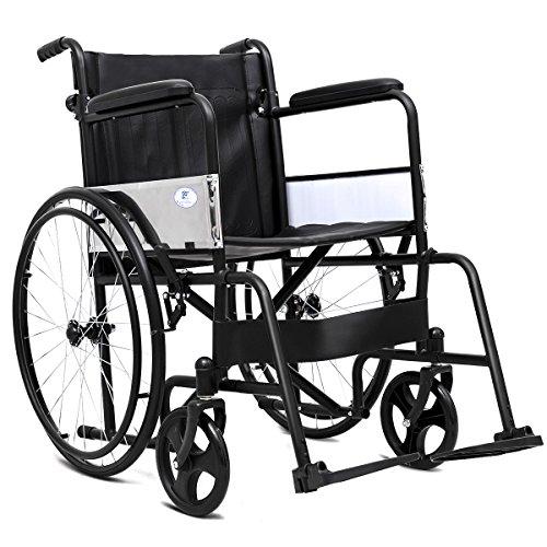 Giantex Lightweight Wheelchair...