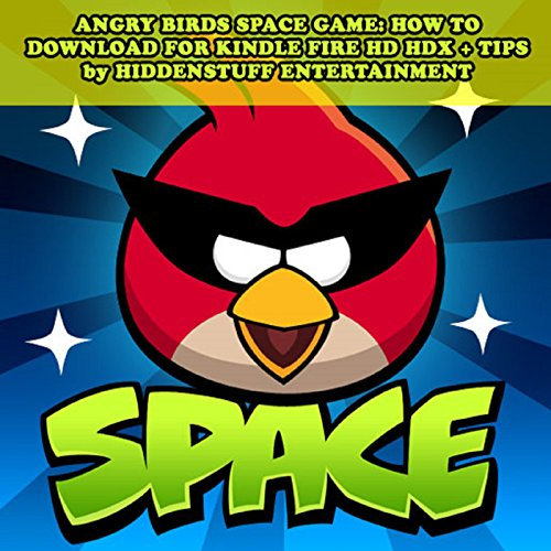 Angry Birds Space Game audiobook cover art