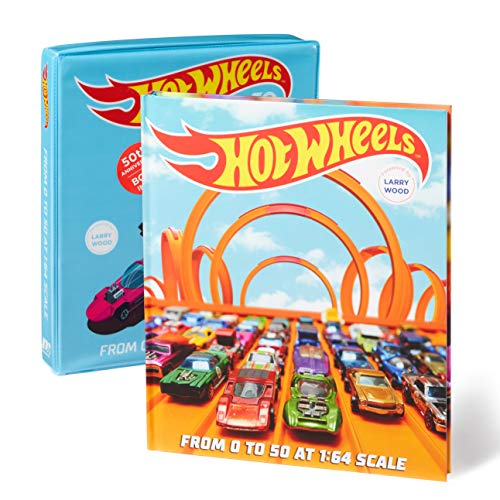 Hot Wheels: From 0 to 50 at 1:64 Scale