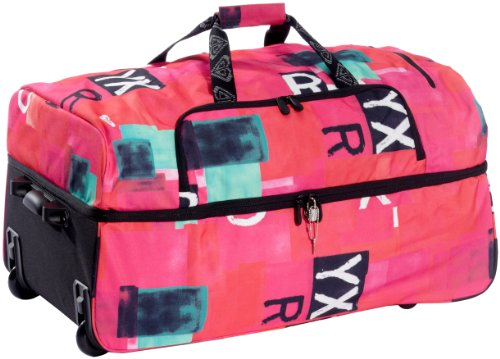 Roxy Bolsa de Viaje, Wait A Minute, Multicolor Block Sunset, XIWBA351