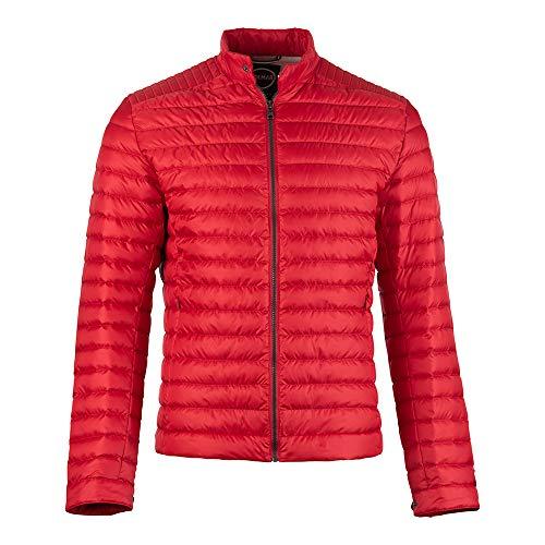 COLMAR 1221R 1MQ 193 Daunenjacke im Biker-Stil Rot