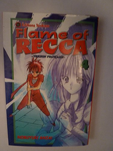 Flame of Recca, tome 4