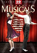 Classic Musicals - 50 Movie Pack: Royal Wedding - Second Chorus - Stage Door Canteen - Breakfast in Hollywood - Hi-De-Ho +...
