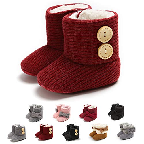 Red Fat Infant Boots