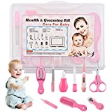 Baby Care Beauty kit Neonatal Care Health and Beauty Products 9 Sets Baby Essentials Set Nail Clippers The Nursery The Thermometer Baby Care kit