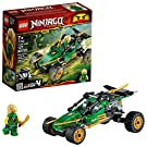 LEGO NINJAGO Legacy Jungle Raider 71700 Toy Buggy Building Kit, New 2020 (127 Pieces)