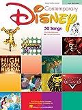 Contemporary Disney  Songbook (English Edition)