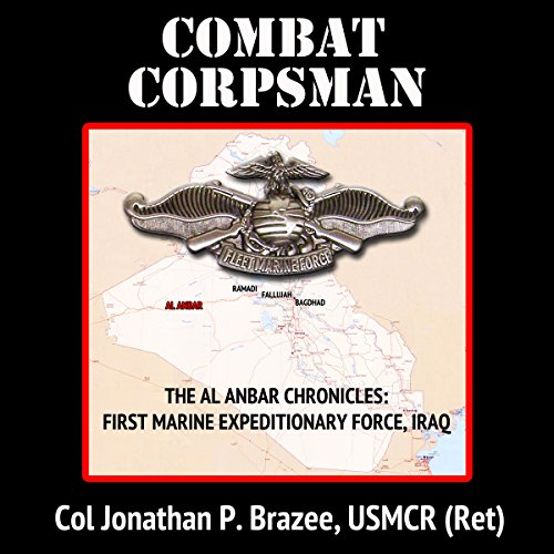 Combat Corpsman audiobook cover art