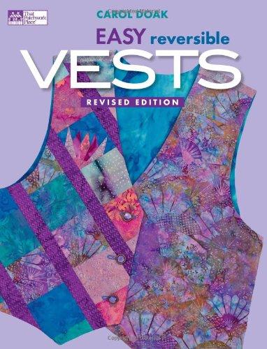 Easy Reversible Vests