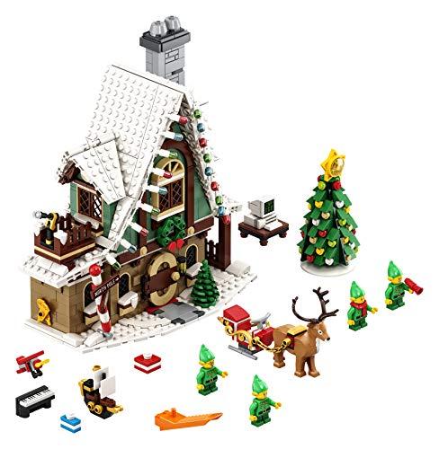 LEGO 10275 Elfen-Klubhaus 1192 Teile .