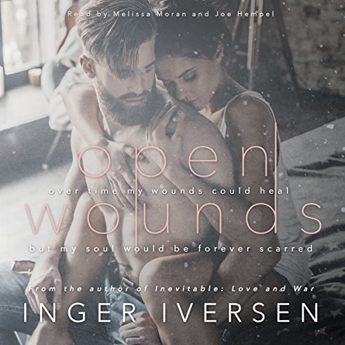 Open Wounds audiobook cover art