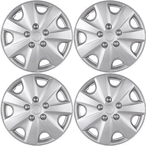 15 in hubcaps set of 4 - 8