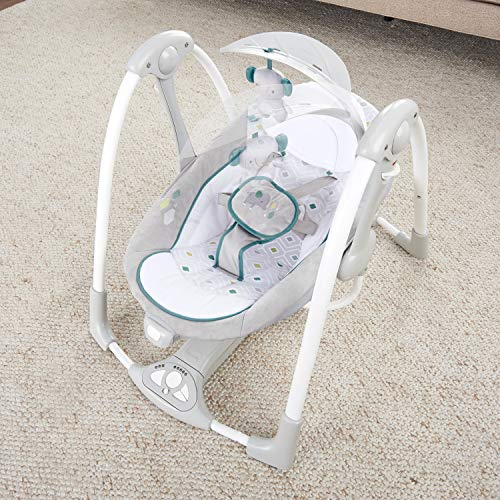 51XGmoUy8RL The Best Ingenuity Baby Swings for 2021 [Compared & Review]