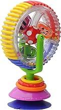 Toyvian Brinquedo Atividade PRESSA Bebê Giratório Com Ventosa Brinquedo Cadeira Alta Roda Gigante Brinquedo Interativo de ...