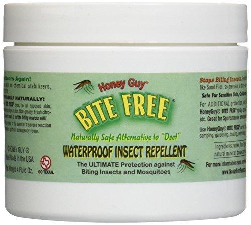 Honey Guy Bite Free Natural Beeswax Cream