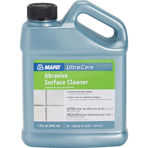 ITEM611290 Mapei Ultracare Abrasive Surface Cleaner - 1 Quart