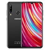 DOOGEE N20 Télephone Portable Débloqué, Écran 6,3 Pouces FHD+, Octa-Core 4Go+...