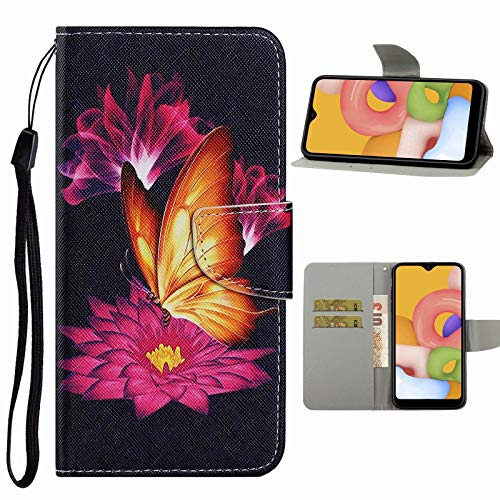 Coque Iphone 11 6.1'' Etui Iphone 11 6.1'' Imprimé Case Flip Portefeuille Magnétique Flip Housse