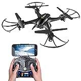 Holy Stone HS200 FPV RC Drohne mit HD Kamera Live Übertragung,RC Quadrocopter ferngesteuert mit APP steuern,Live Video,One Key Start,automatische Höhenhaltung,Headless-Modus für Kinder und Anfänger