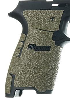 TALON Grips for Sig Sauer SP2022  Rubber-Moss