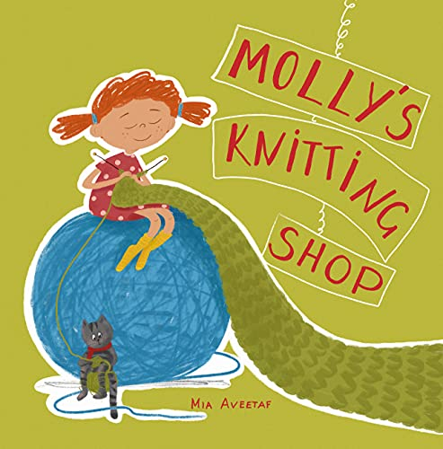 Couverture du livre Molly's Knitting Shop (English Edition)