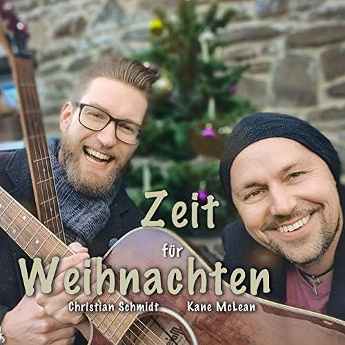 Kane McLean & Christian Schmidt